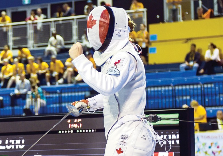 Toronto 2015 Pan Am Games: Day 12 - Fencing