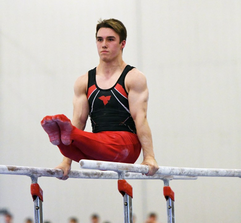 Canadian Gymnastics Championships-SR-male-26may2019. Photo: Scott Grant