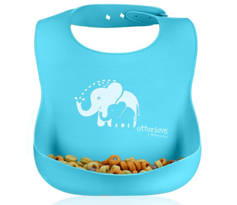best-silicone-bib-blue-elephants-otterlove