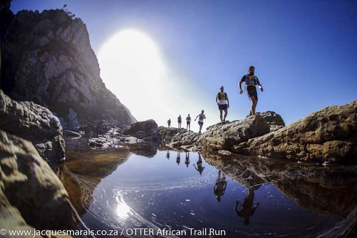 Greyling and MacKenzie win at the 2017 Otter African Trail Run