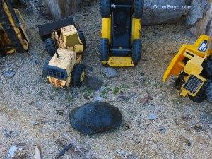 blandings turtle toy trucks