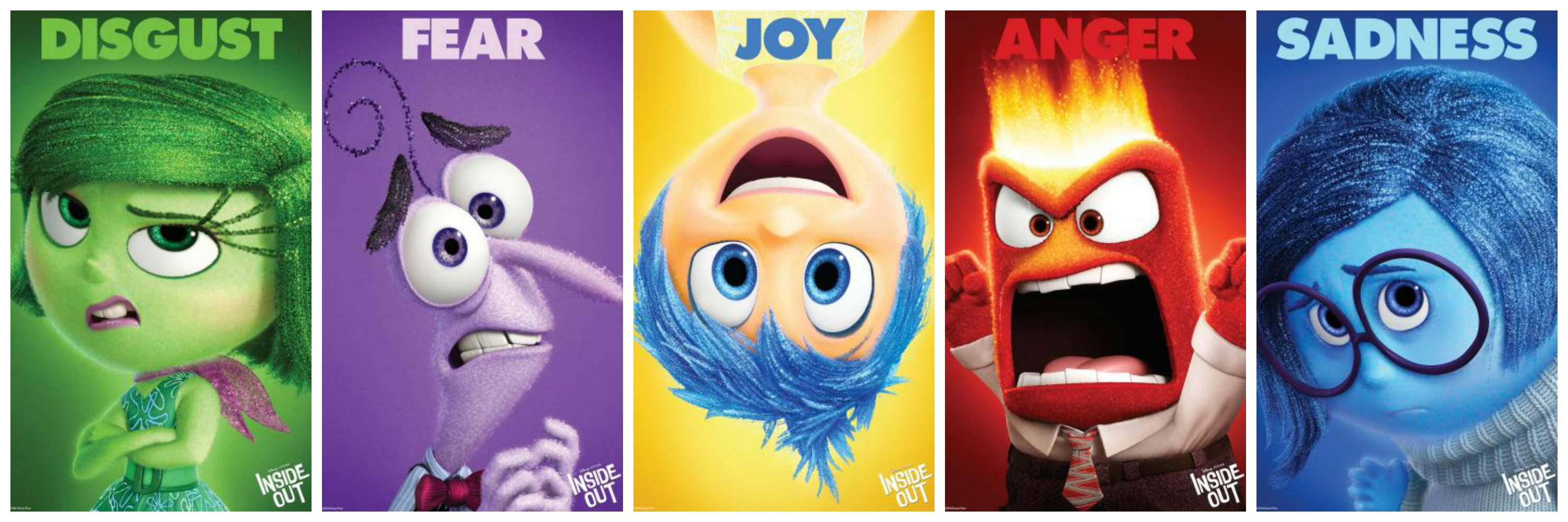 Inside Out A Touching And Funny Story About The Way