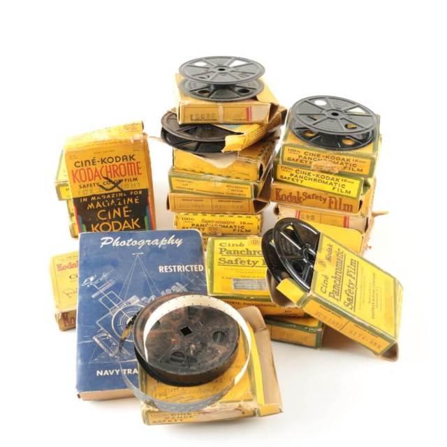 8mm Analog Films