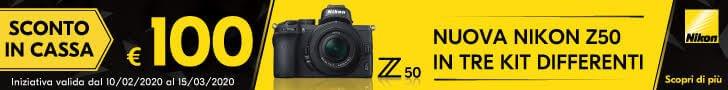 Nikon Z50: Occhio al Risparmio
