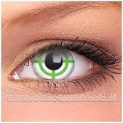 green target lens