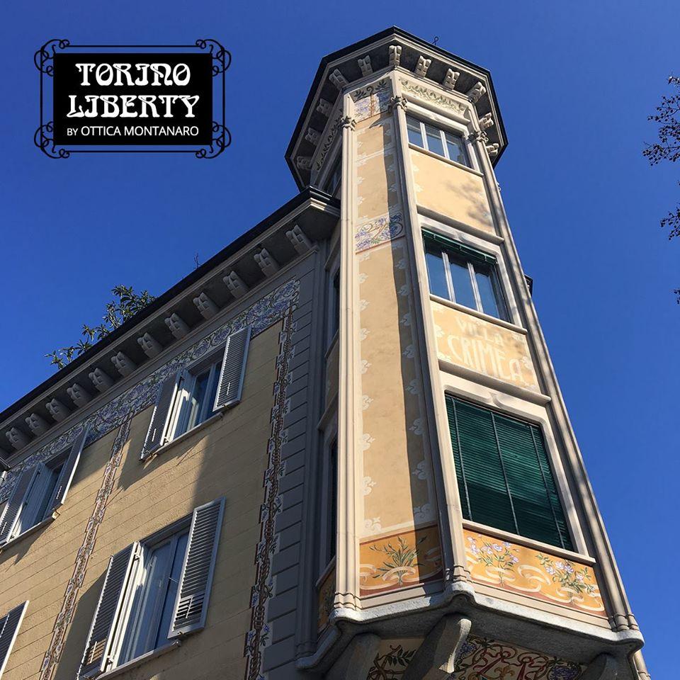 Villa Crimea - Corso Fiume angolo via Casteggio