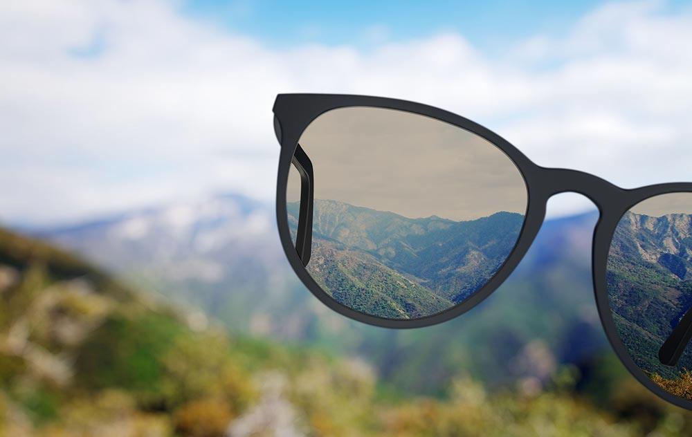 occhiali polarizzati a torino