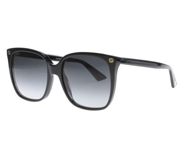 gucci occhiali da sole GG 0022S 001
