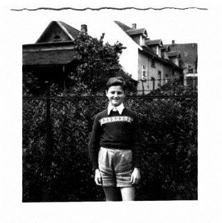 ... als Jugendlicher in Weinheim