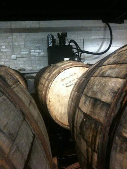 Hey, that's a Jack Daniels Barrel!