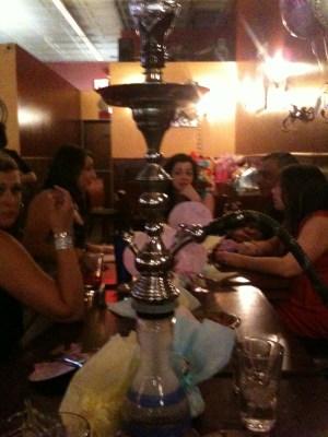Hooka bar in St. Louis