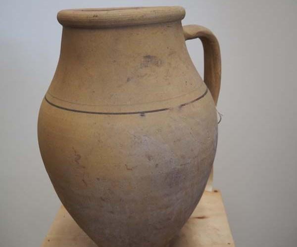 Ottoman Period Terracotta Urn