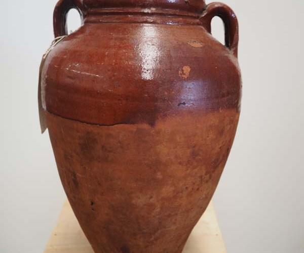 Ottoman Terracotta pot