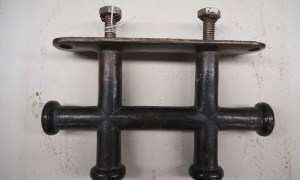 Ottoman Bronze Rope tie