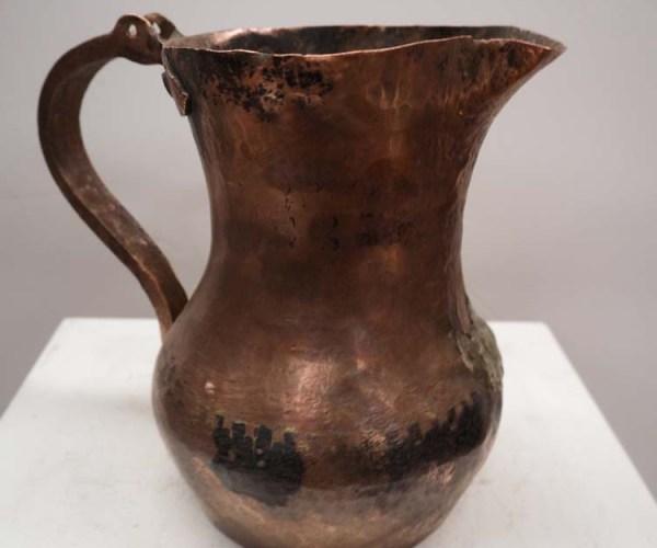 Ottoman Copper Jug