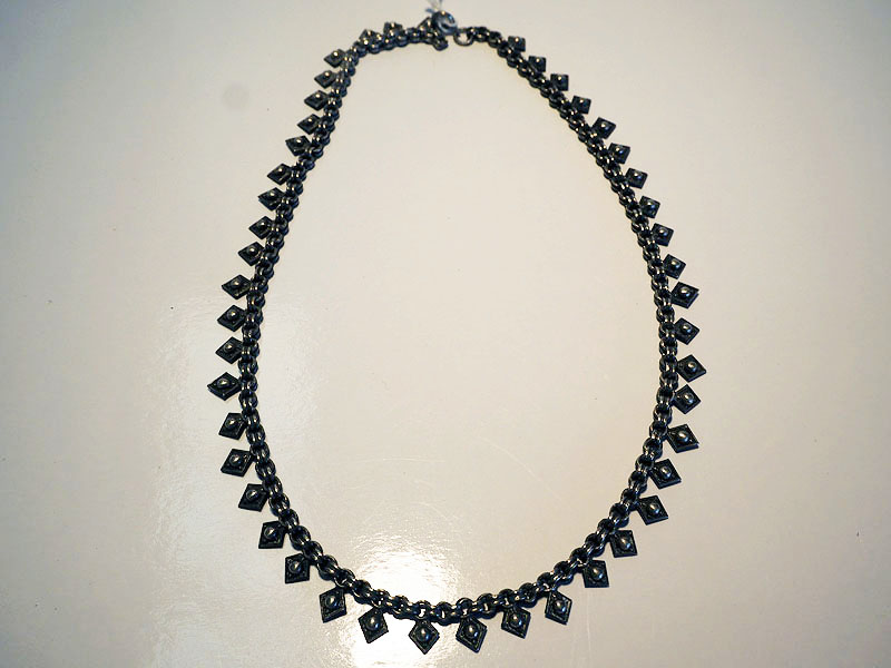 Sterling silver Necklace c.1870
