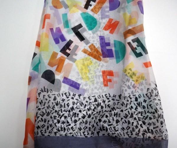 Turkish Silk scarf