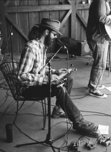 Matt Lundquist on the Pedal Steel Guitar
