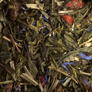 Otto's Granary Green Gojiberry Sencha Loose Leaf Tea