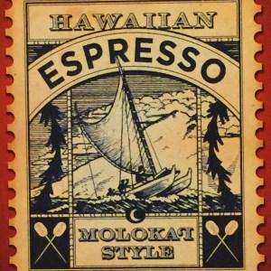 Otto's Granary Hawaiian Espresso Moloka'i Style