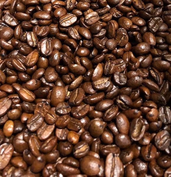 Pumpkin Muffin Coffee Beans