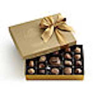 Otto's Granary Nut & Caramel Assorted Chocolate 19 pc.