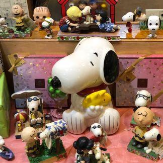 Peanuts & Snoopy Villages