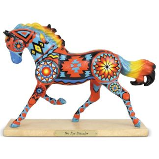 The Trail of Painted Ponies Ornaments