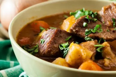 Guinness Beef Stew with Potatoes