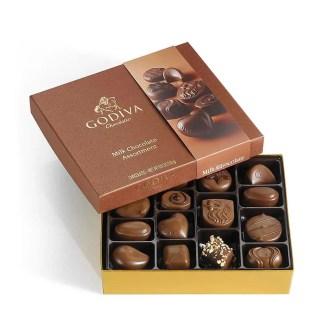 GODIVA Small Milk Assorted Chocolate