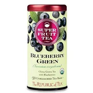 Otto's Granary Organic Blueberry Green Superfruit Tea by The Republic of Tea