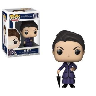 Otto's Granary Doctor Who Missy #711 POP! Bobblehead