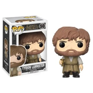 Otto's Granary Game of Thrones Tyrion Lannister #50 POP! Bobblehead