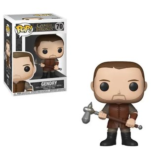 Otto's Granary Game of Thrones Gendry #70 POP! Bobblehead