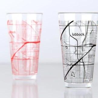 Glassware: Shot, Rock & Pint Glasses