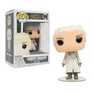 Otto's Granary Game of Thrones Daenerys White Coat #59 POP! Bobblehead