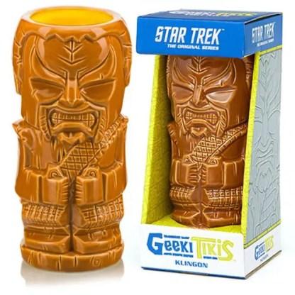 Otto's Granary Star Trek The Original Series Klingon 16 oz. Tiki Mug