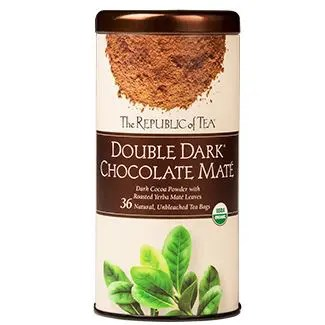 Otto's Granary Organic Double Dark® Chocolate Maté by The Republic of Tea