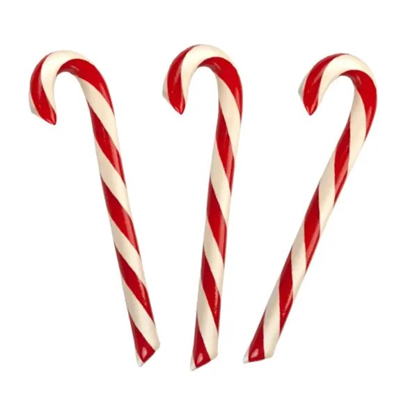 Peppermint Candy Cane - Hammond's Candies