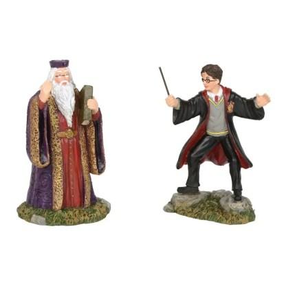 Otto's Granary Harry And the Headmaster - Harry Potter Village
