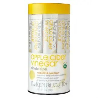 Otto's Granary Apple Cider Vinegar Pineapple Coconut Single Sips® by The Republic of Tea