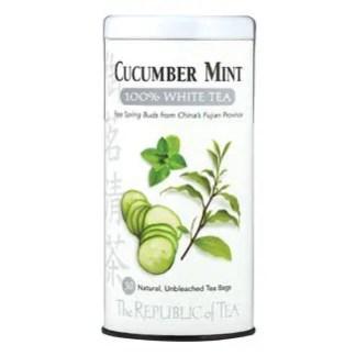 Otto's Granary Cucumber Mint White Tea by The Republic of Tea