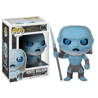 Otto's Granary Game of Thrones White Walker #06 POP! Bobblehead