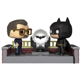 Otto's Granary Batman Light-Up Bat Signal 80th Anniversary POP!