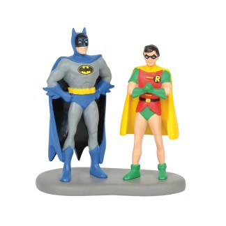 Batman & Robin - Hot Properties Village by Department 56 6003756