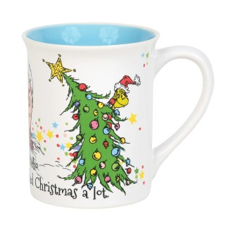 Otto's Granary Cindy Lou Who Mug