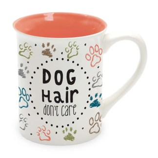 Otto's Granary Dog Hair Don't Care Mug by Our Name Is Mud