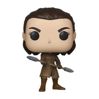 Otto's Granary Game of Thrones Arya with Two-Headed Spear S11 POP!