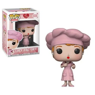 I Love Lucy Factory Lucy #656 POP! Vinyl Figure