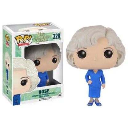 Otto's Granary Golden Girls Rose #328 POP! Vinyl Figure